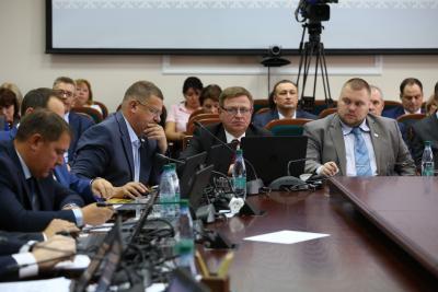 Собрание депутатов рассмотрело 26 вопросов