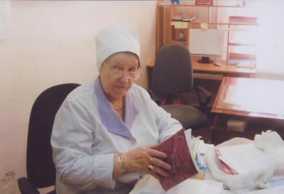 В медсестры нужно идти по призванию, считает Леонида  Баранова