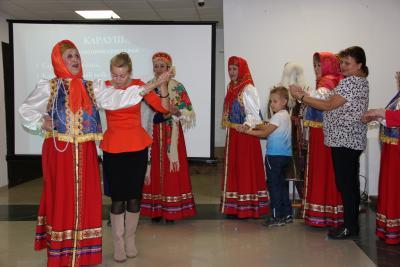 «Карлушу» танцевали вместе со зрителями
