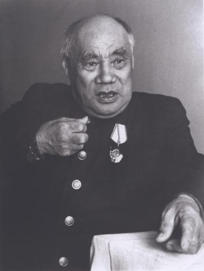 Тыко Вылка. Фото 50-х годов