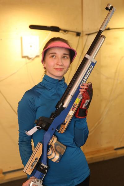 Анна Потуткина подтвердила разряд КМС