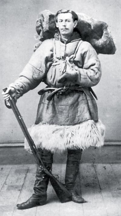 Лейтенант Крузенштерн, 1862 г.