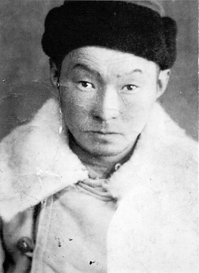 Николай Талеев в годы войны
