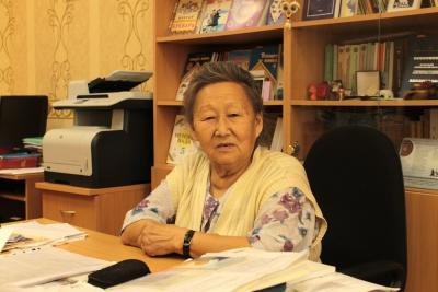 Мария Бармич полвека занимается исследованием родного языка