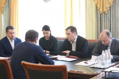 Александр Цыбульский: Будем выходить с проблемой на федеральный уровень / Фото Антона Тайбарея