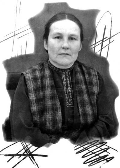 Батманова Р. И., 1950 год