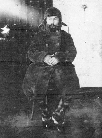 Единственная фотография шамана Ваню / Фото из архива Ксении Валейской