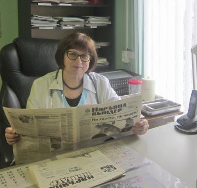 Участница конкурса Ольга Хабарова / Фото из архива автора