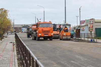 Дороги НАО нуждаются в ремонте / Фото Антона Тайбарея
