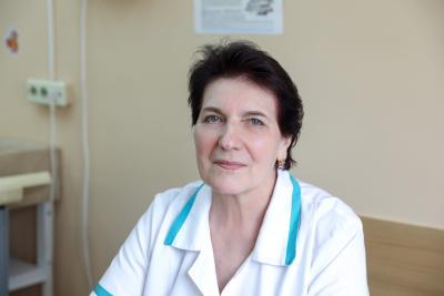 Анна Сирик всю жизнь посвятила медицине / Фото Антона Тайбарея