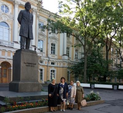 Участники летней школы из НАО / Фото Натальи Талеевой