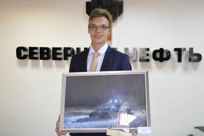 Антон Куфтин / Фото Пресс-службы ООО «РН – Северная нефть»
