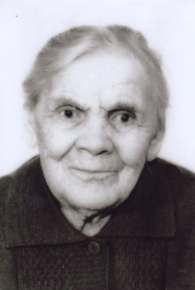 Анна Николаевна Кузнецова / Фото из семейного архива Осташовых