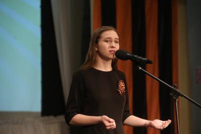 Софья Черчук заняла второе место в номинации «На бис» / Фото Екатерины Эстер