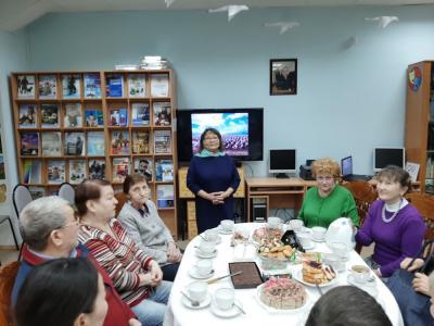 Участники встречи поделились своими впечатлениями о новеллах Роберта Вылки / Фото автора