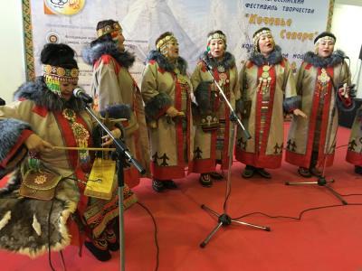 Древние песни ительменов – исчезающего народа, последних из могикан / Фото автора