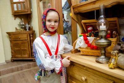 Этнокультурный уголок в усинской деревне Новикбож, открытый на средства гранта в 2019 году / Фото предоставлено автором