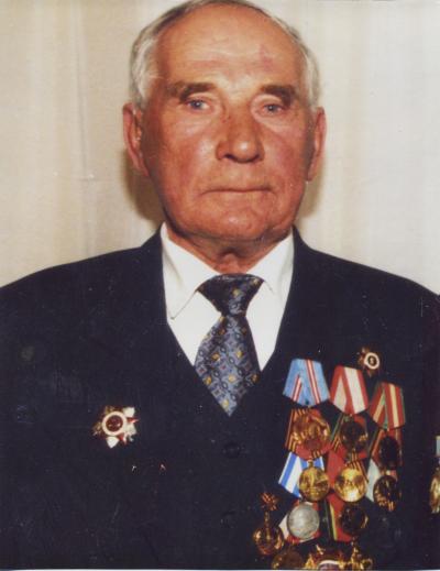 Игорь Вениаминович Дитятев / Фото из семейного архива