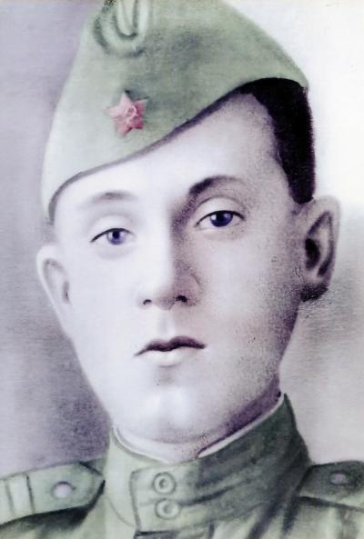Кузнецов Геннадий Фёдорович / Фото из архива Людмилы Тришиной