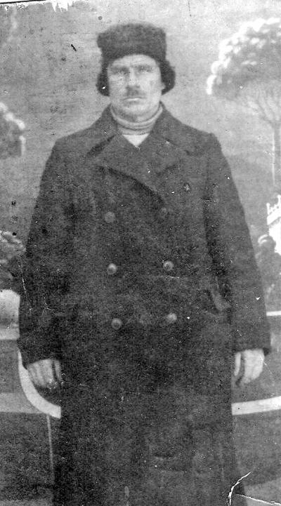 Поташев Григорий Леонтьевич, 1936 г. / Фото предоставлено автором