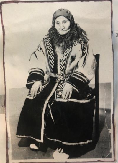Марюева Парасковья Николаевна