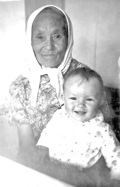 Тепло бабушкиных рук / Фото предоставлено автором