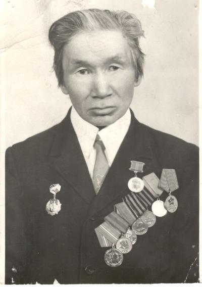 Николай Арсентьевич Марюев / Фото предоставлено автором