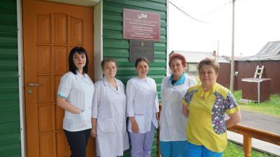 В Несской больнице работает дружный коллектив / Фото автора