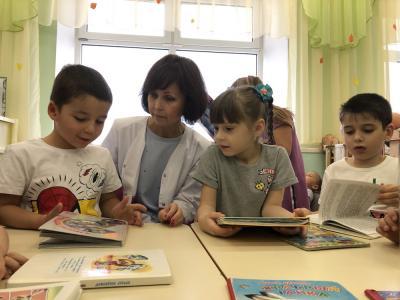 Елена Уракова: Наш труд непрост, но сколько радости получаешь, глядя в эти счастливые беззаботные глаза / Фото автора