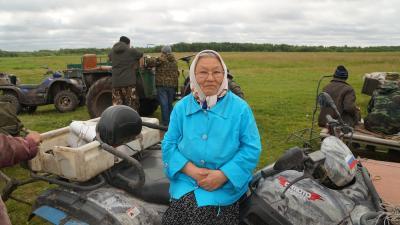Валентина Борисова: Относитесь к людям по-хорошему! / Фото автора