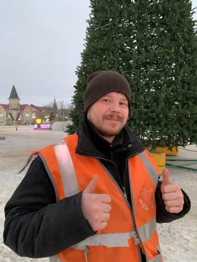 Игорь Козонков уже заказал Деду Морозу подарки для детей / Фото автора