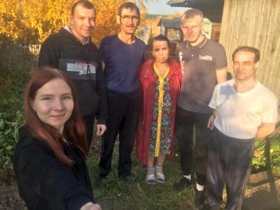 Судьба подарила долгожданную встречу / Фото автора