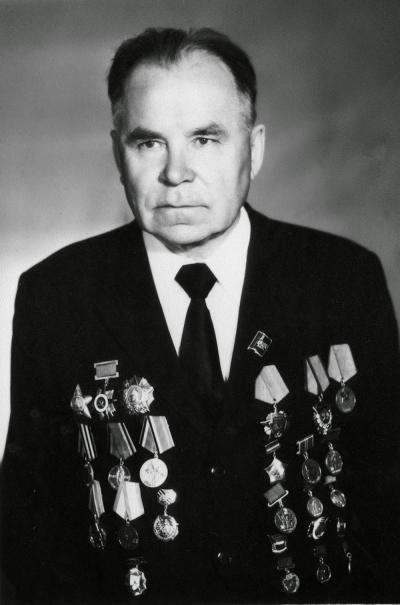 Рочев Пётр Андреевич, фото 80-х годов / Фото предоставлено автором