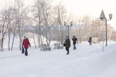 Северянам напоминают: В НАО продолжает действовать режим повышенной готовности / Фото Алексея Орлова