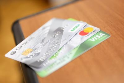 Данные банковских карт никому не сообщайте / Фото из архива «НВ»