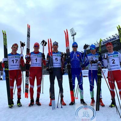 Наши лыжники – гордость России / Фото Федерации лыжных гонок РФ