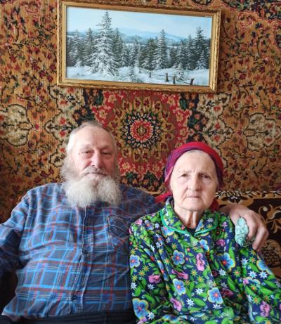 Любовь пронесли через годы / Фото из семейного архива Дуркиных