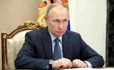 Владимир Путин выступит с Посланием Федеральному Собранию 21 апреля / Фото из открытых источников