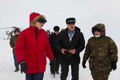 Главный вопрос – обеспечение островитян жильём / фото adm-nao.ru