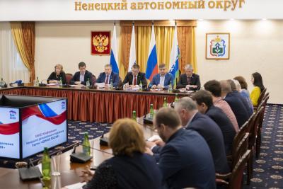 С кандидатом определились / Фото Игоря Ибраева