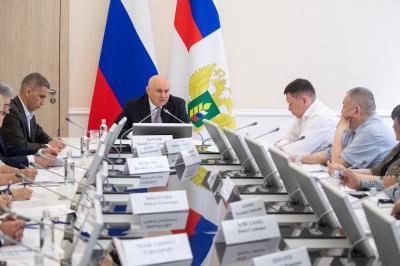 На совещании в Министерстве сельского хозяйства РФ / Фото из открытых источников