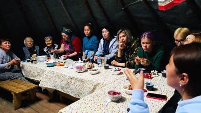 Встреча поколений / фото из открытых источников