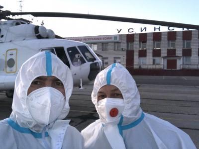 COVID-19 внёс коррективы и в экипировку пилотов / Фото предоставлено авиаторами
