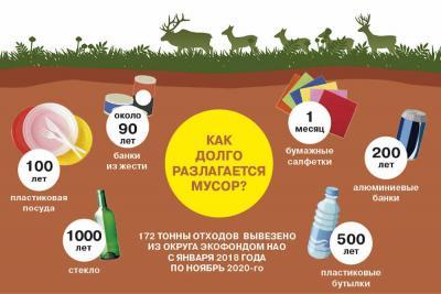 Пластик разлагается сотни лет. На нашей планете его стало слишком много / Иллюстрация Алексея Павлюка