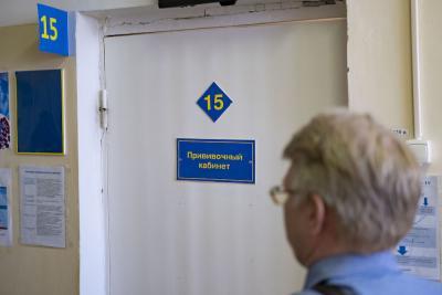 На 29 июля в Ненецком округе прошли вакцинацию от коронавируса 13 535 человек / Фото Игоря Ибраева