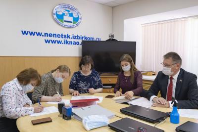 Пакет документов полный, кандидат зарегистрирован / Фото Игоря Ибраева