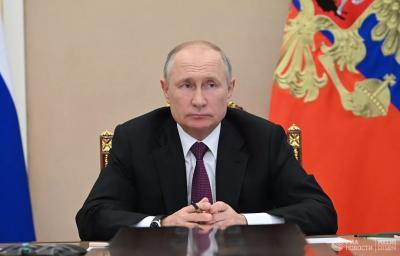 Президент России обратил внимание на важный вопрос / Фото Алексей Никольский / РИА Новости