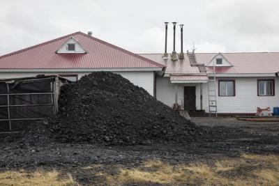 Энергоресурсы завозят с опережением графика / Фото Алексея Орлова