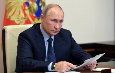 Владимир Путин / Фото Алексея Никольского, пресс-служба президента РФ
