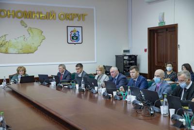 Депутаты предложили предусмотреть в субсидиях средства на зарплату оленеводам / Фото Игоря Ибраева